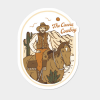 The Cannabis Cowboy Sticker By TerpeneTom Design By Humans.png
