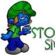 Stoner Smurf
