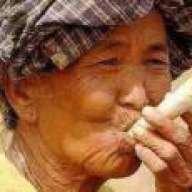 Smoking Loon